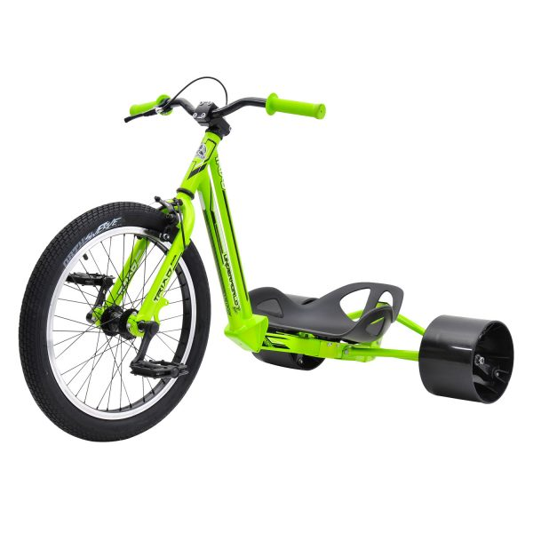 DRIFT TRIKE (driftovací tříkolka) UNDERWORLD 2 – GREEN