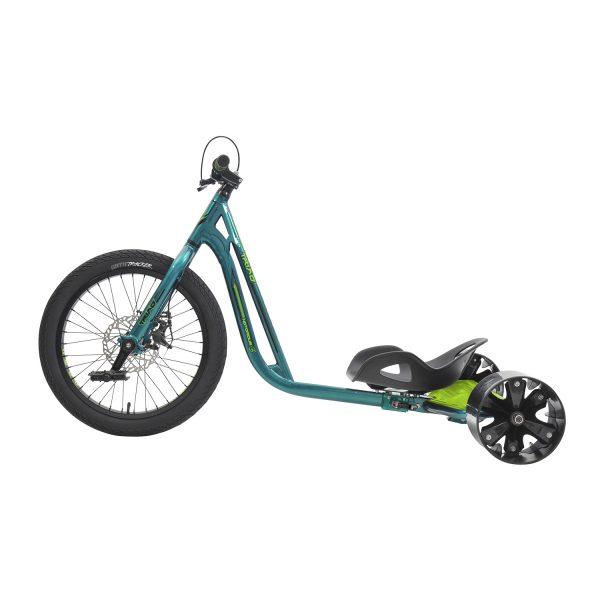 DRIFT TRIKE (driftovací tříkolka) NOTORIOUS 3 Green
