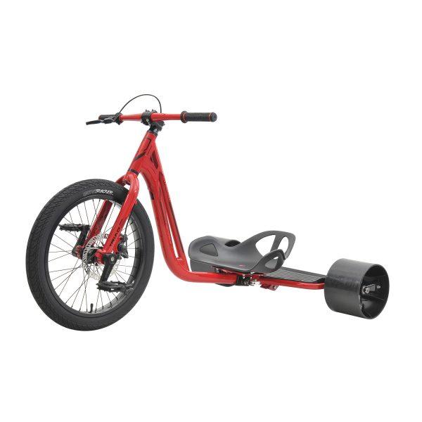 DRIFT TRIKE (driftovací tříkolka) NOTORIOUS 3 Red/red