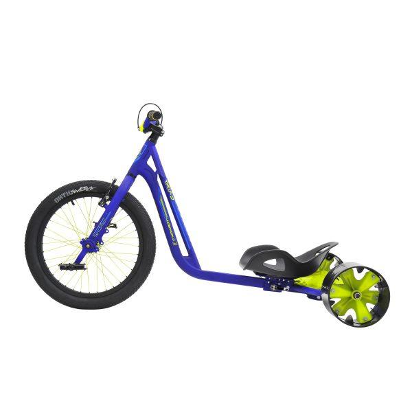 DRIFT TRIKE (driftovací tříkolka) UNDERWORLD 3 – Neon / blue
