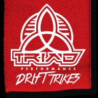 Driftovací tříkolky TRIAD